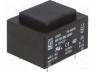 BVEI3022091 - Transformer  encapsulated, 1VA, 230VAC, 9V, 9V, 56mA, 56mA, 70g