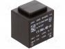 BVEI3063366 - Transformer  encapsulated, 3VA, 230VAC, 12V, 12V, 125mA, 125mA, 135g