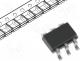 IC  analog switch, SPDT, Channels 1, SC70-6, 1.65÷5.5VDC