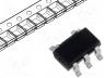 74HCT1G00GV.125 - IC  digital, AND, Channels 1, Inputs 2, CMOS, SMD, TSSOP5, -40÷125°C