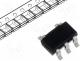 IC  digital, 3-state, buffer, Channels 1, Inputs 1, CMOS, SMD, 2÷6V