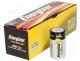 BAT-LR20/EGI-BOX - Battery  alkaline, 1.5V, D, Industrial, Batt.no 12