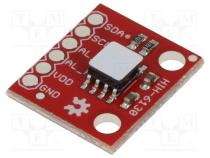 Arduino Sensors - Sensor  temperature and humidity sensor, 2.3÷5.5VDC, IC  HIH6130