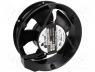UF17PC23-H - Fan  AC, axial, 230VAC, Ø172x51mm, 349m3/h, 50dBA, ball bearing