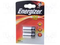 Battery  lithium, 3V, CR123A, R123, PHOTO, Batt.no 2, Ø17x34.2mm