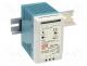 Din rail power supply - Power supply  switched-mode, buffer, 96.6W, 27.6VDC, 27.6VDC, 370g