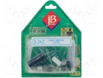 Electronic Kits - Circuit, adjustable power supply, IC  L200, 5A, 2.75÷30VDC, 28VAC