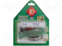 J-46 - Do-it-yourself kit, TTL-CMOS probe