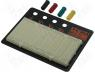 WBU-502L - Breadboard 970 points 125x160mm