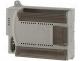 Enclosure for DIN rail 4125x90x68,5mm