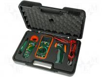 Extech industrial troubleshooting kit with IR